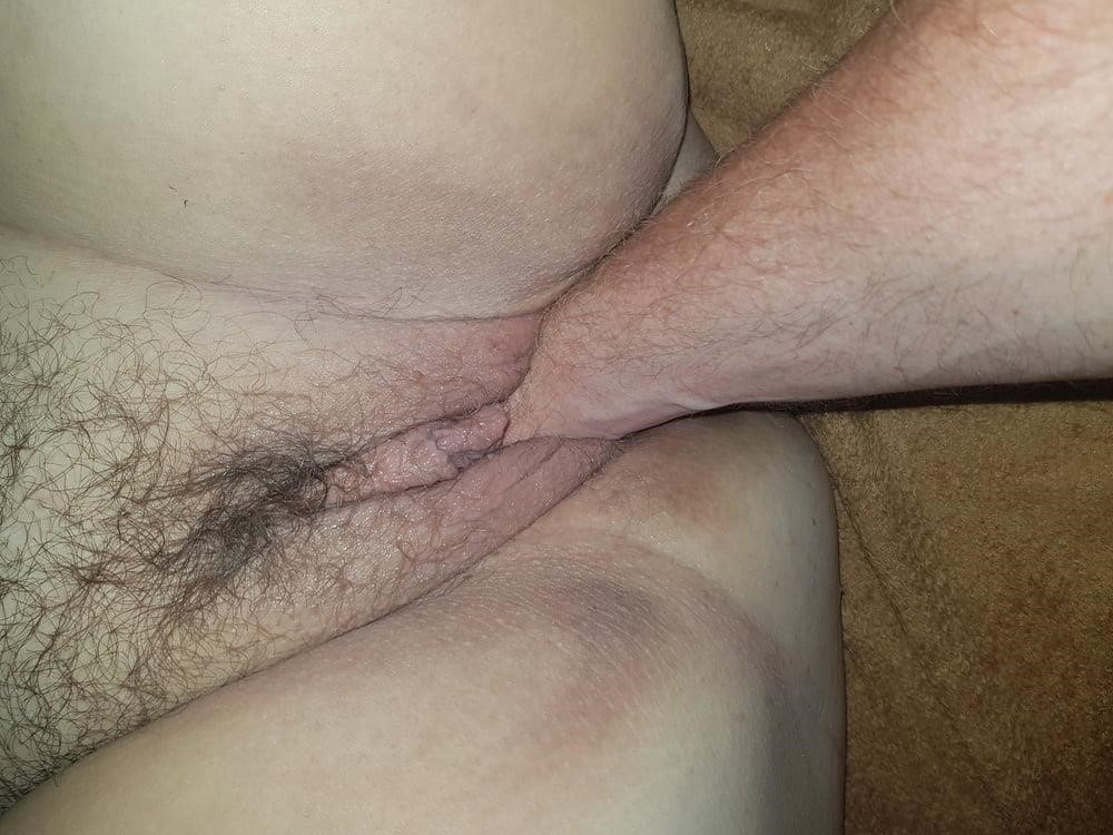 Huge hairy clit-6438