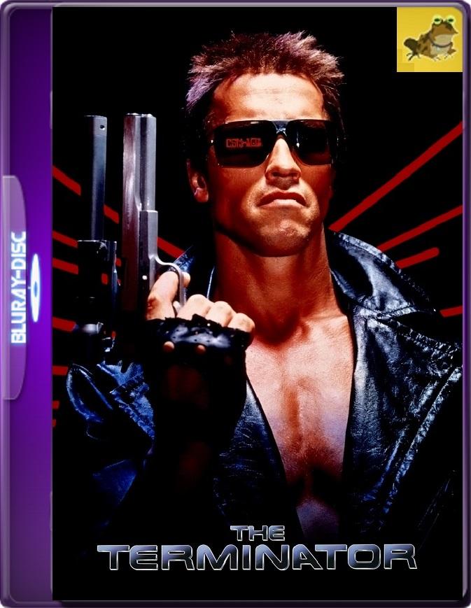 Terminator (1984) Brrip 1080p (60 FPS) Latino / Inglés