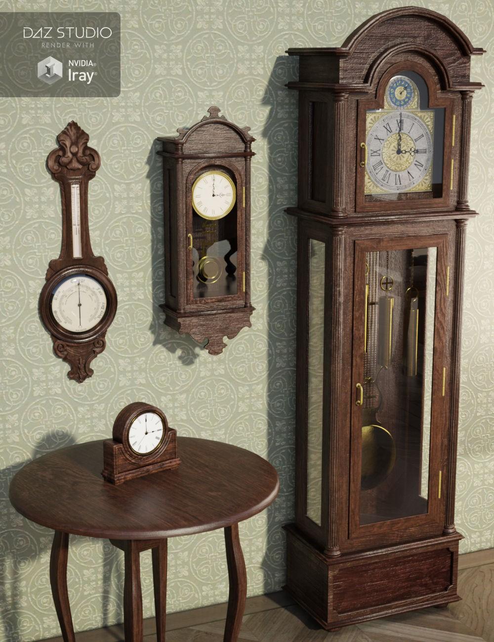 Antique Clockss