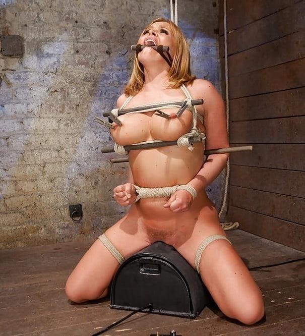 Sybian bondage torture-4890