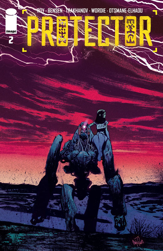 Protector #1-5 (2020)