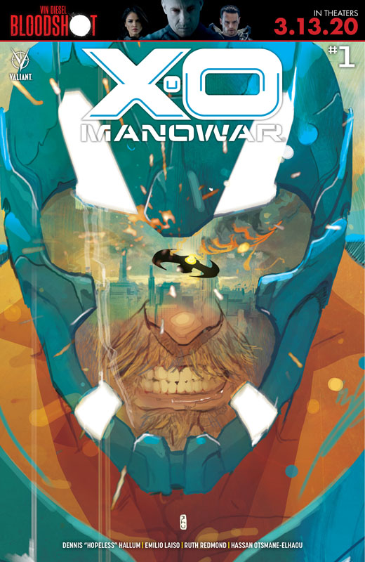 X-O Manowar Vol.5 001 (2020)