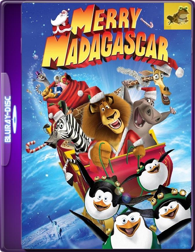 Madagascar En Navidad (2009) Brrip 1080p (60 FPS) Latino