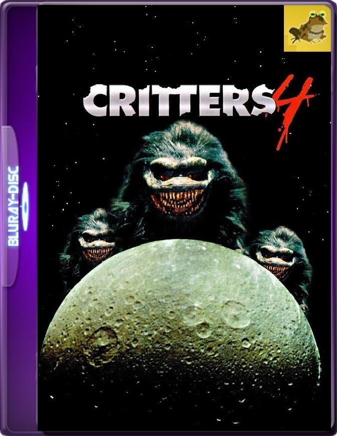 Critters 4 (1992) Brrip 1080p (60 FPS) Latino / Inglés
