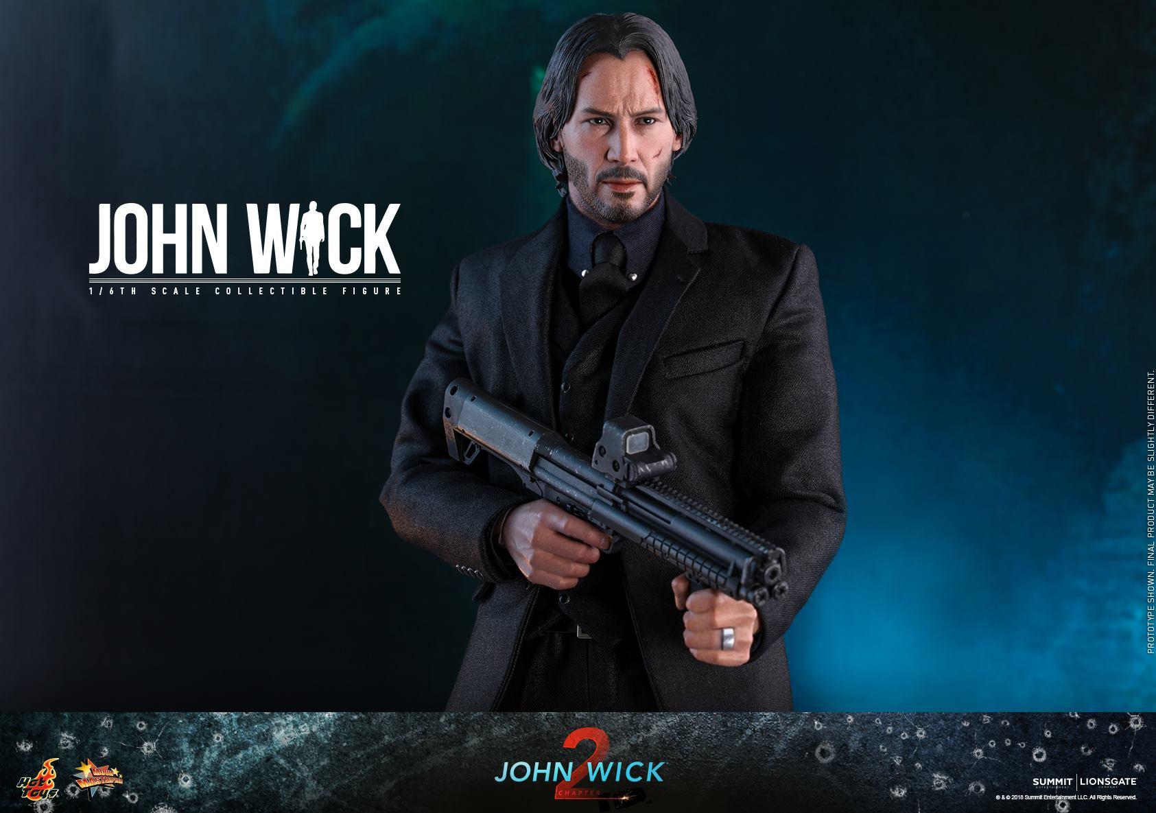 Baba Yaga John Wick (Keanu Reeves) 1/6 (Hot Toys) RRjdNS1B_o