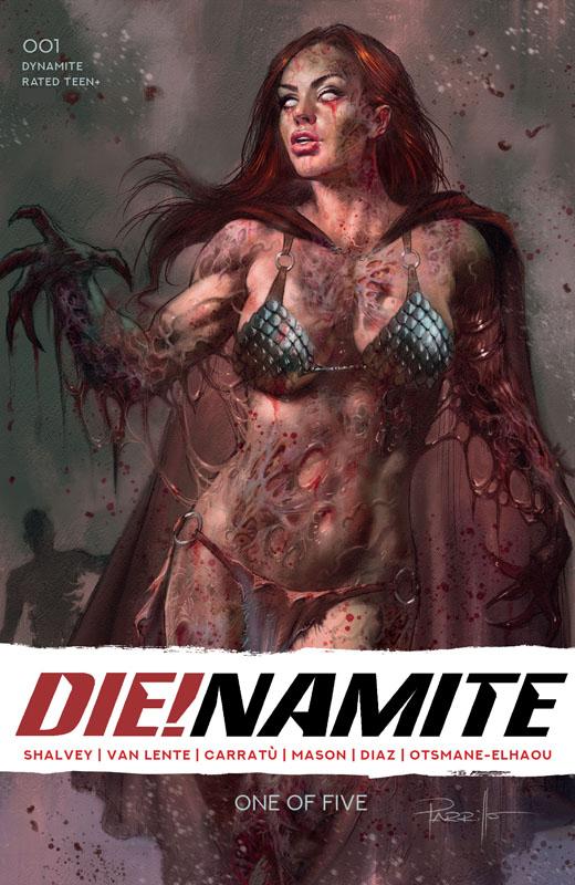 DIE!namite #1-4 (2020-2021)