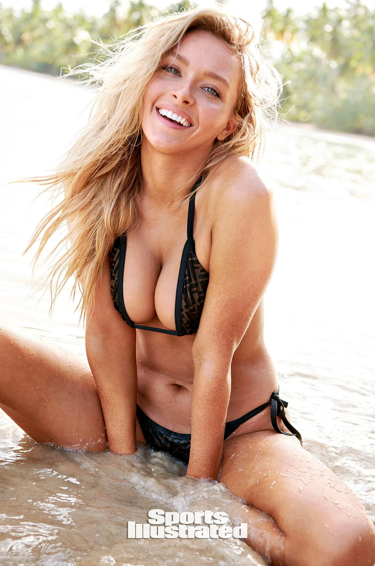 Камилла Костек в каталоге купальников Sports Illustrated Swimsuit 2020 / фото 16