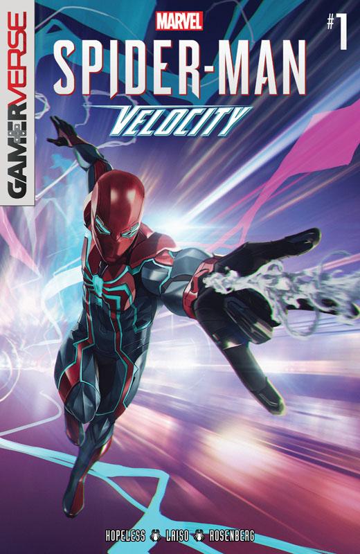 Marvel's Spider-Man - Velocity #1-5 (2019-2020) Complete