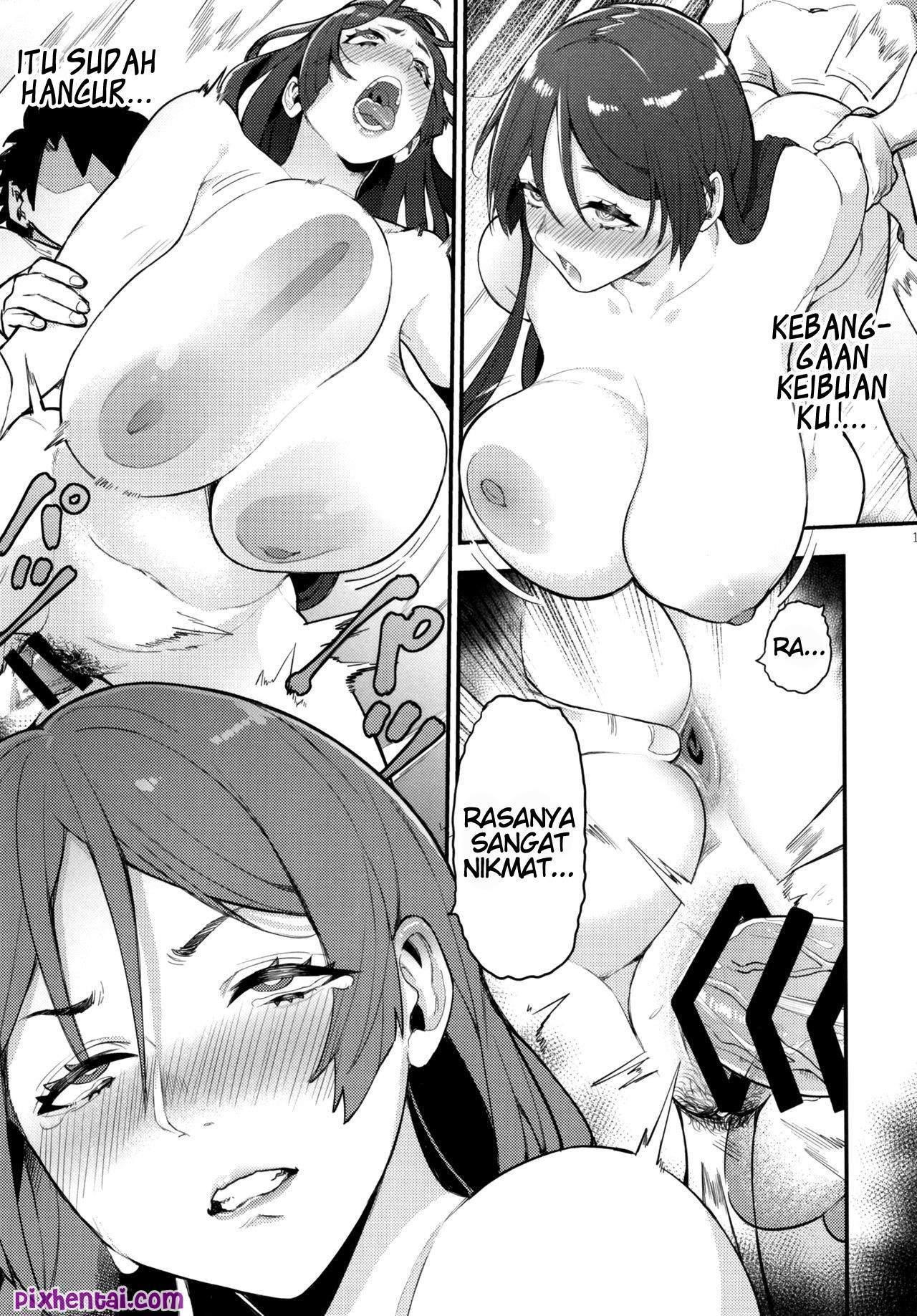 Komik Hentai Leave It To Mommy Raikou (Fate/Grand Order) Manga XXX Porn Doujin Sex Bokep 21