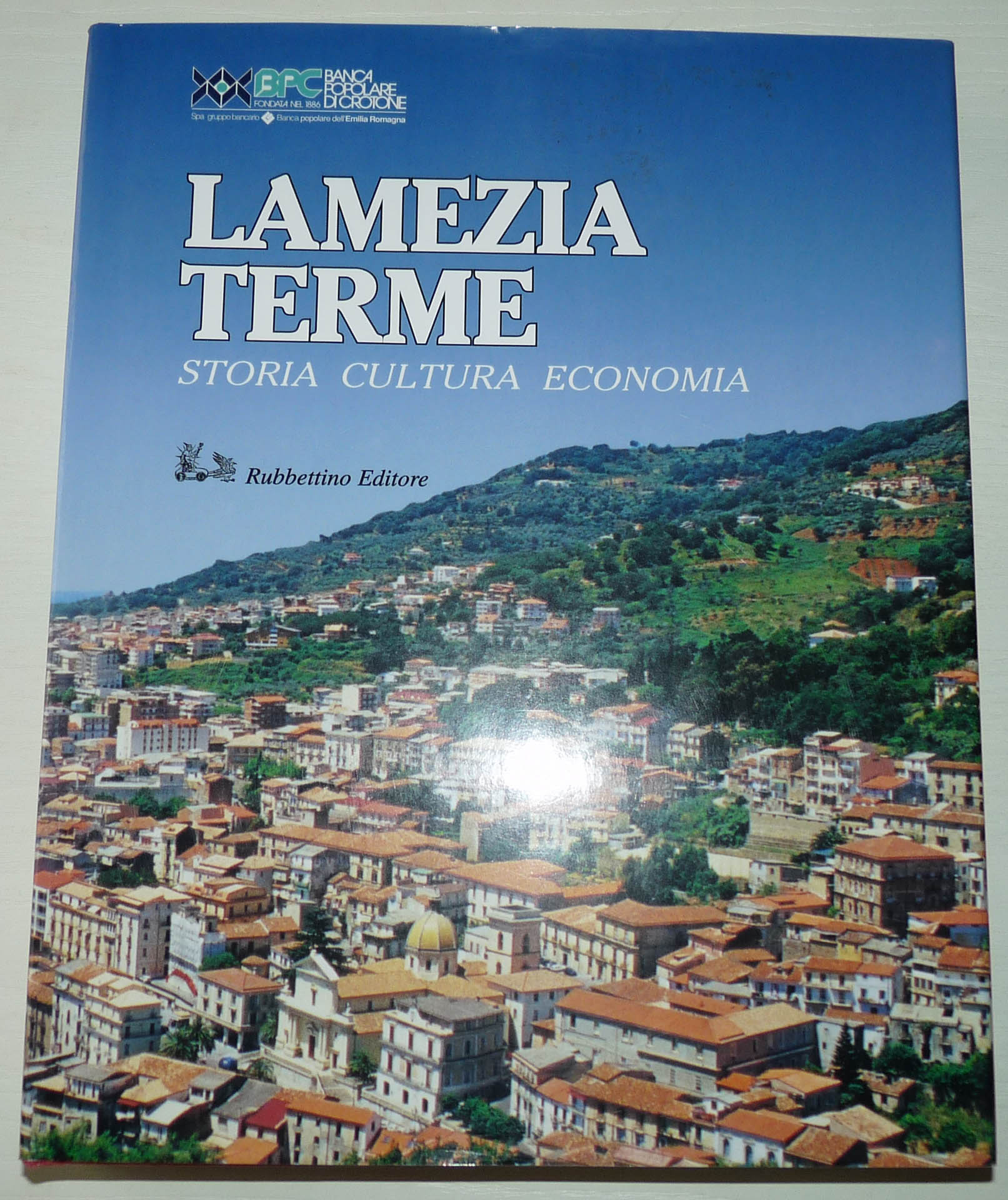 LAMEZIA TERME. Storia, cultura, economia.