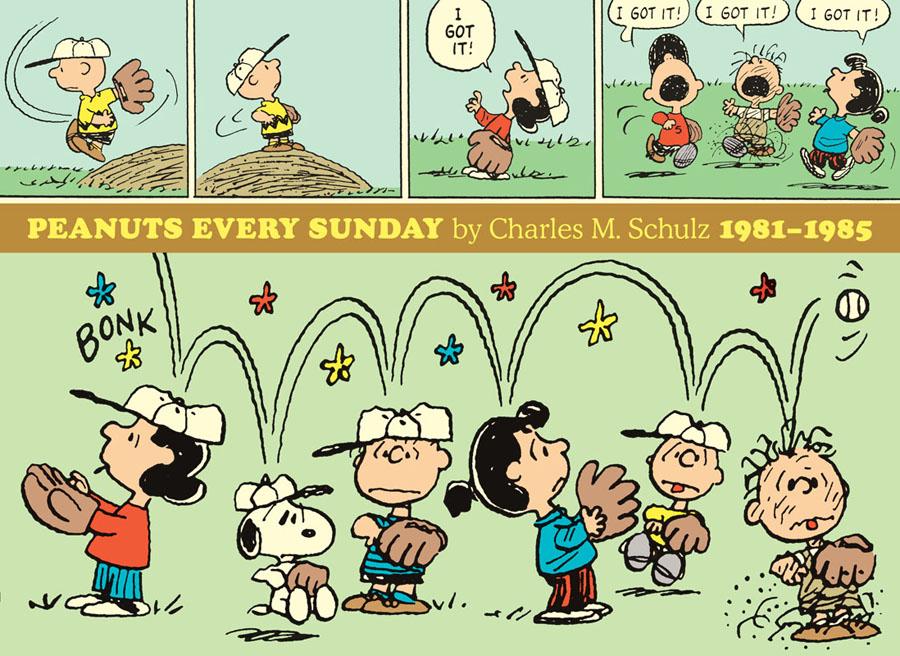 Peanuts Every Sunday v07 - 1981-1985 (2019)