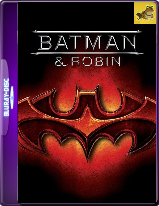 Batman Y Robin (1997) Brrip 1080p (60 FPS) Latino / Inglés