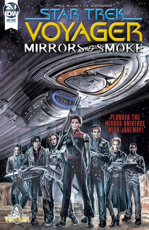 Star Trek - Voyager - Mirrors and Smoke (2019)