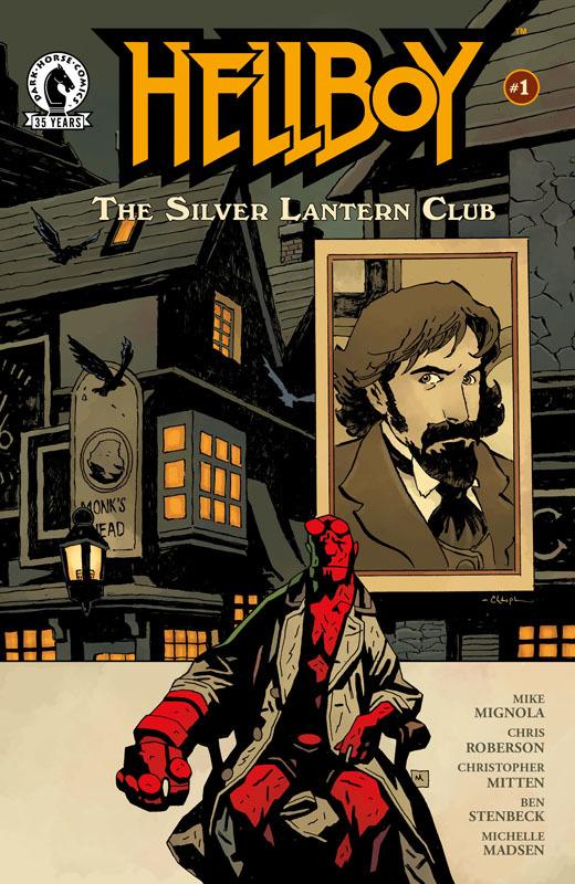 Hellboy - The Silver Lantern Club 001 (2021)
