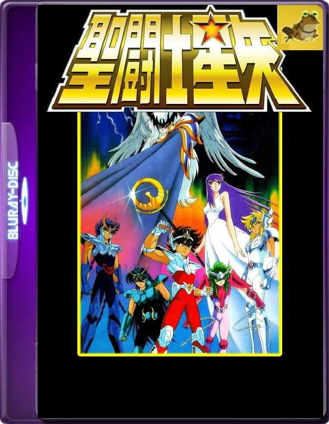 Los Caballeros Del Zodiaco: El Guerrero Del Armageddon (1989) Brrip 1080p (60 FPS) Latino