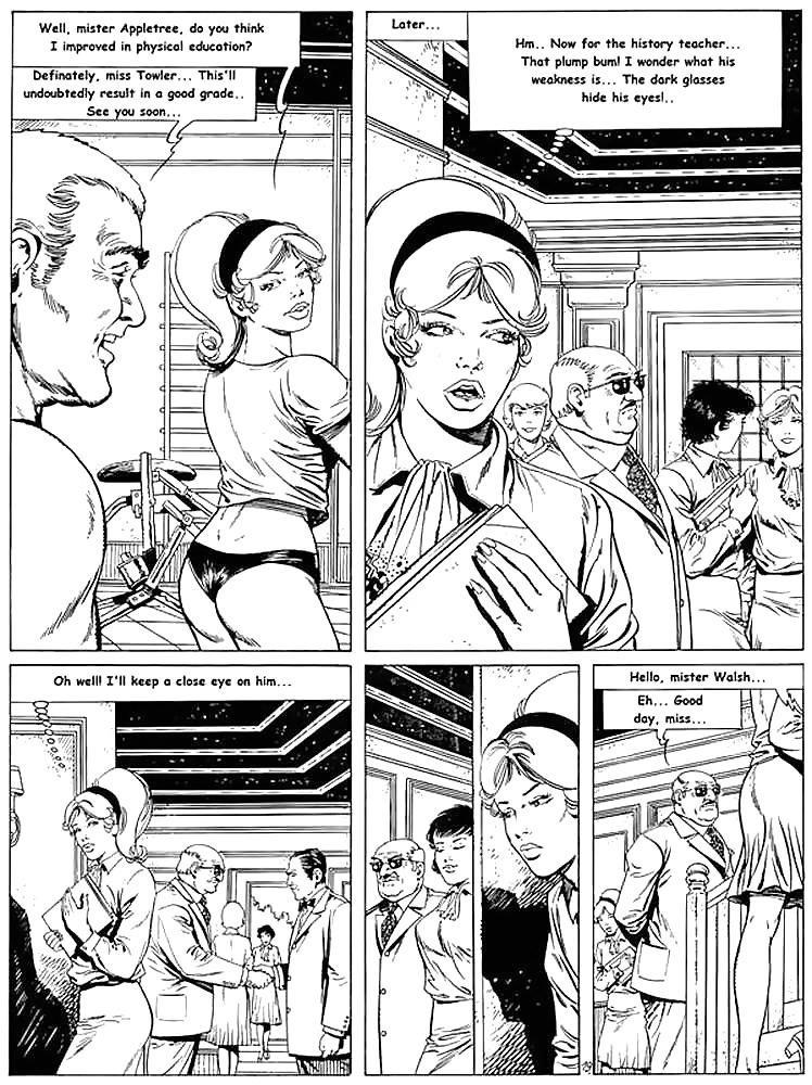 Black and white sex comics-5650