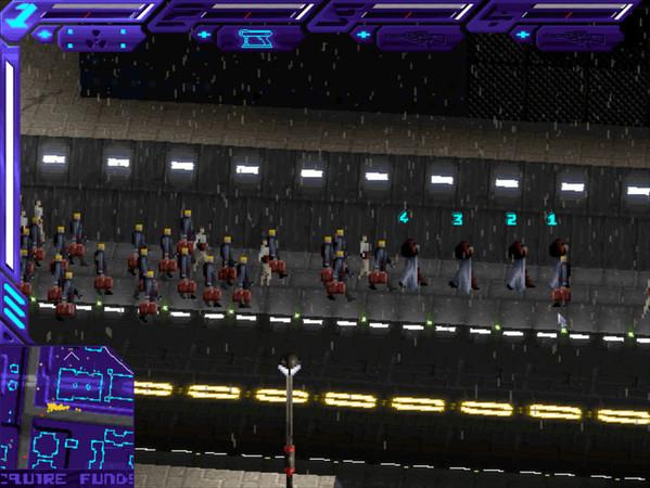 Syndicate Wars Captura 3
