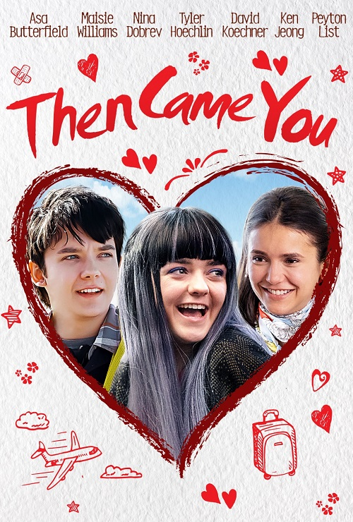 Kiedy się pojawiłaś / Then Came You (2018) MULTi.720p.BluRay.x264.DTS.AC3-DENDA / LEKTOR i NAPISY PL