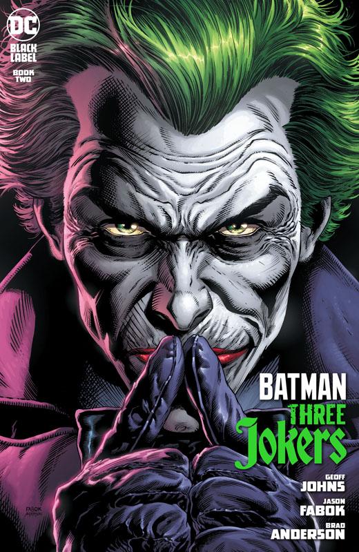 Batman - Three Jokers #1-3 (2020)