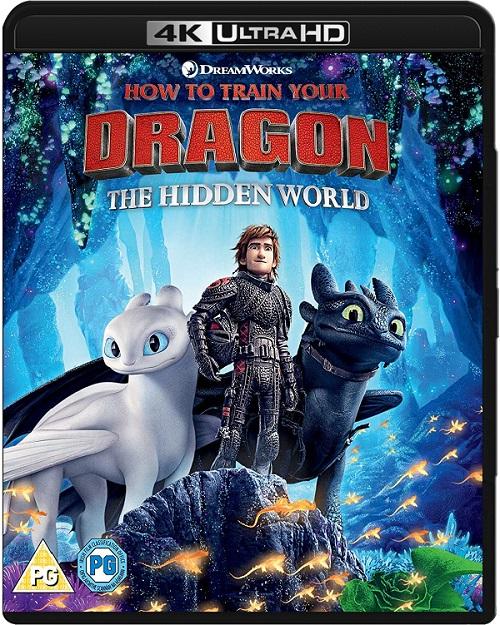 Jak wytresować smoka 3 / How to Train Your Dragon: The Hidden World (2019) MULTi.REMUX.2160p.UHD.Blu-ray.HDR.HEVC.ATMOS7.1-DENDA / DUBBING i NAPISY PL