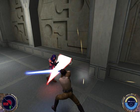 Star Wars: Jedi Knight II – Jedi Outcast Captura 3