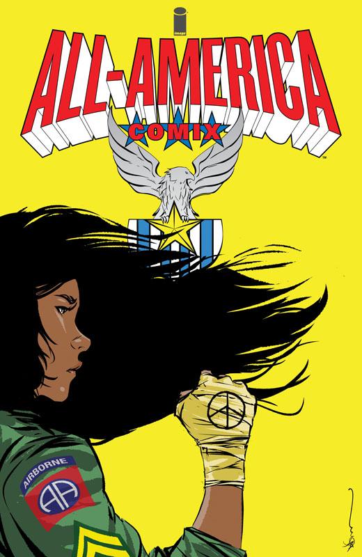 All-America Comix 001 (2020)