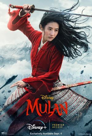 Mulan poster image