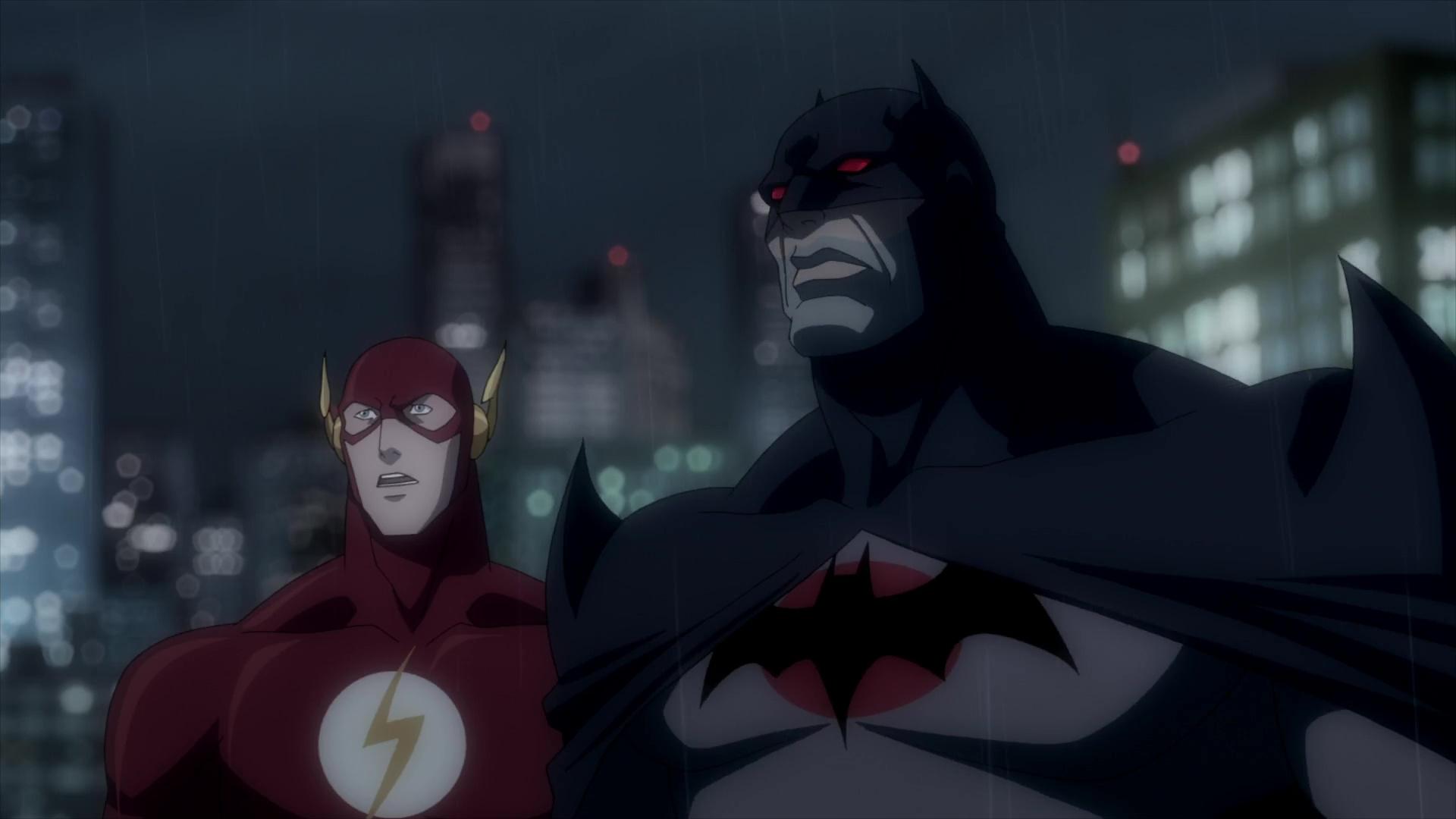 Liga De La Justicia Paradoja Del Tiempo 1080p Lat-Ing[Animacion](2013)