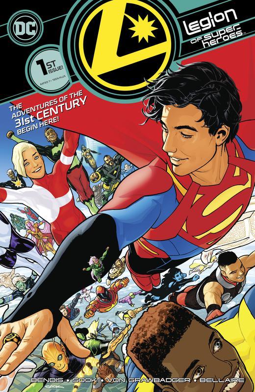 Legion of Super-Heroes #1-12 (2020-2021)