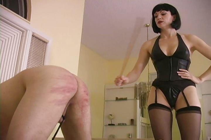 Mistress whips slaves-6633