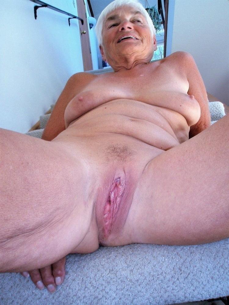 Chubby granny naked-6384