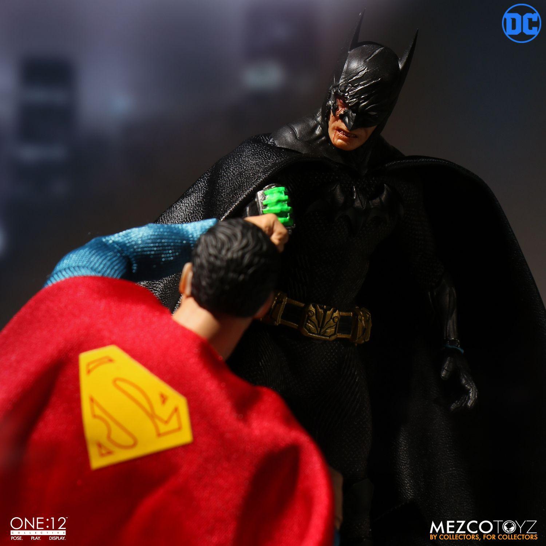 "Sovereign Knight Batman - One 12"" (Mezco Toys) RCoSkzeo_o"