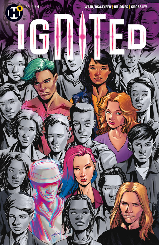 Ignited #1-3 (2019)