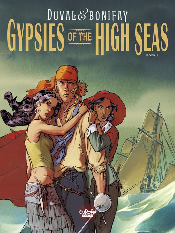 Gypsies of the High Seas 01 (2019)