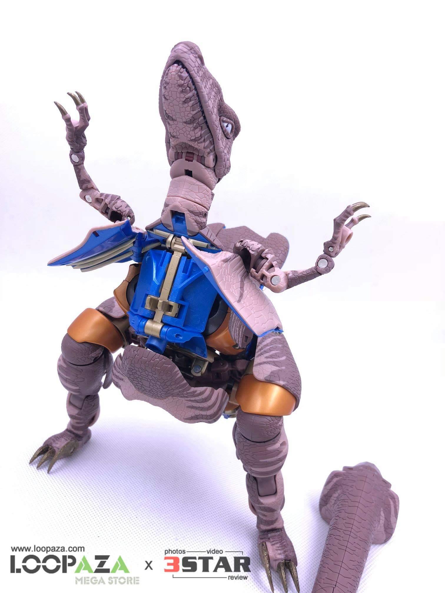 [Masterpiece] MP-41 Dinobot (Beast Wars) - Page 2 F4Qk2Dla_o