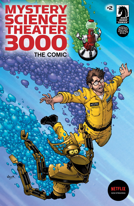 Mystery Science Theater 3000 #0-6 (2018-2019)