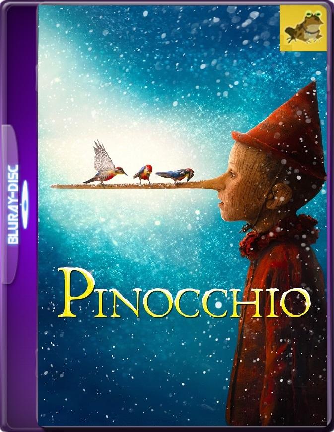 Pinocho (2019) Brrip 1080p (60 FPS) Latino / Italiano