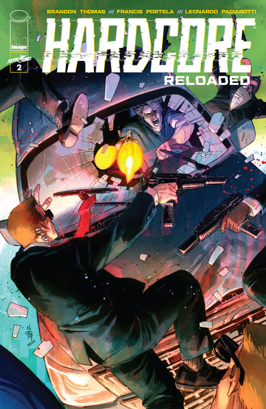 Hardcore - Reloaded #1-4 (2019-2020)