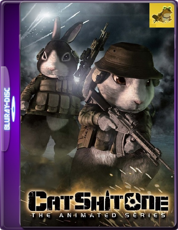 Cat Shit One: The Animated Series (2010) Brrip 1080p (60 FPS) Japonés / Inglés