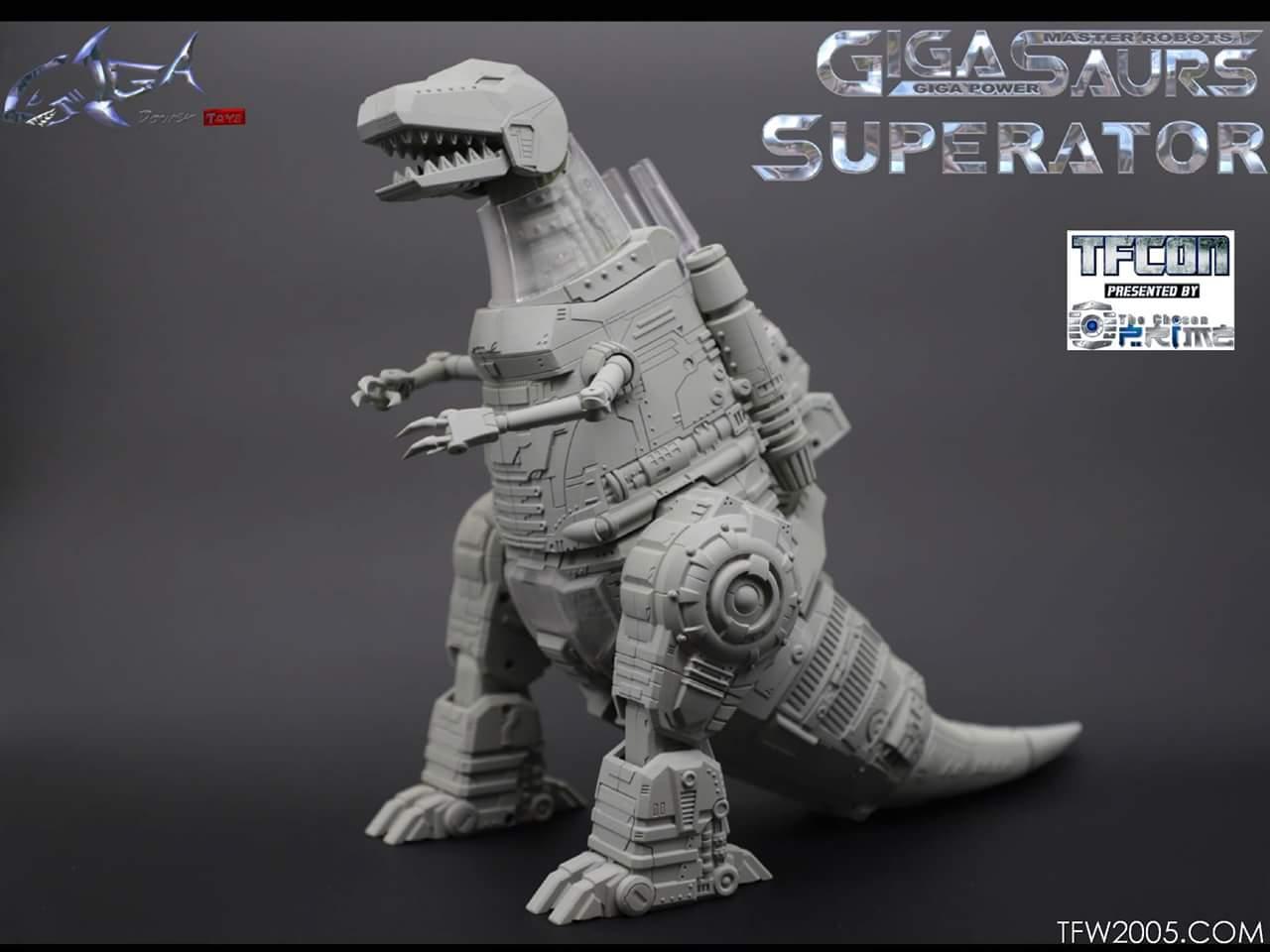 [GigaPower] Produit Tiers - Jouets HQ-01 Superator + HQ-02 Grassor + HQ-03 Guttur + HQ-04 Graviter + HQ-05 Gaudenter - aka Dinobots - Page 6 FXaxznim_o
