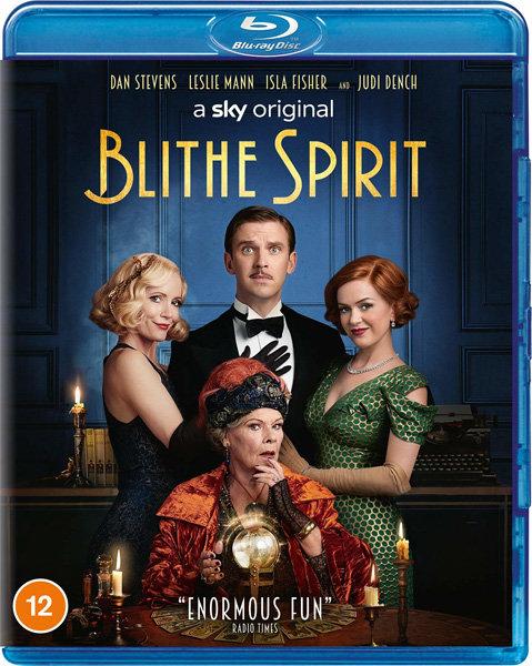 Бывшая с того света / Blithe Spirit (2020/BDRip/HDRip)