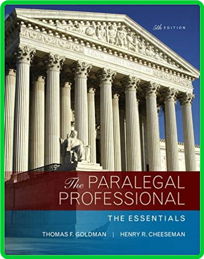 An Introduction to the American Legal System Ed 5