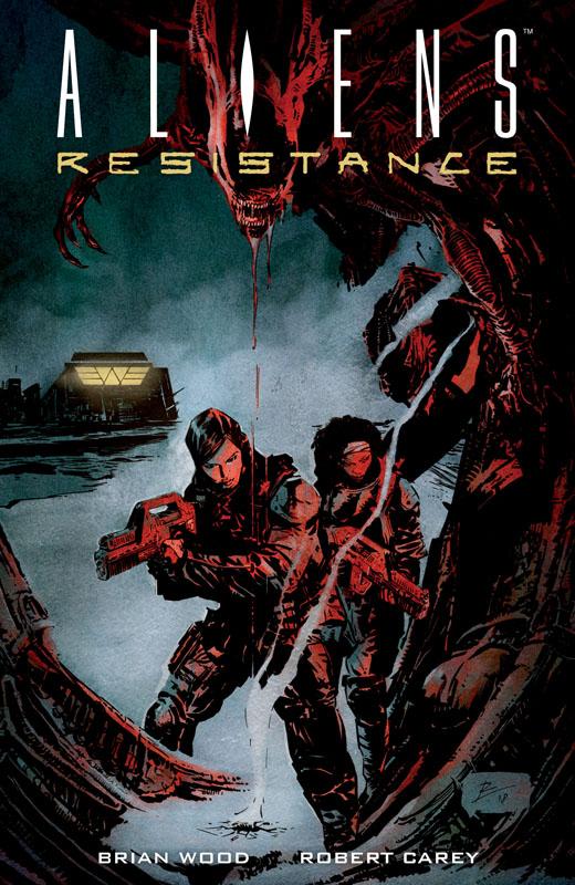 Aliens - Resistance (2019)