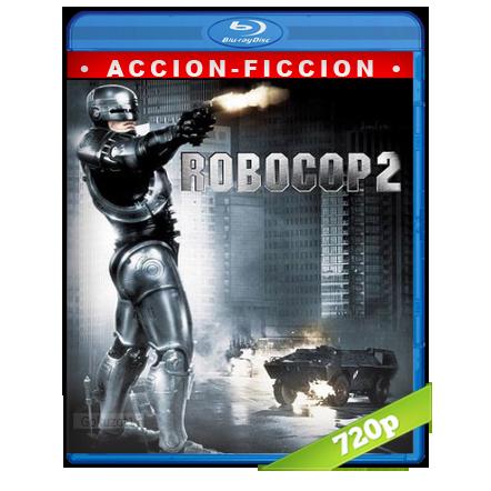 descargar RoboCop 2 720p Lat-Cast-Ing[Fantástico](1990) gratis