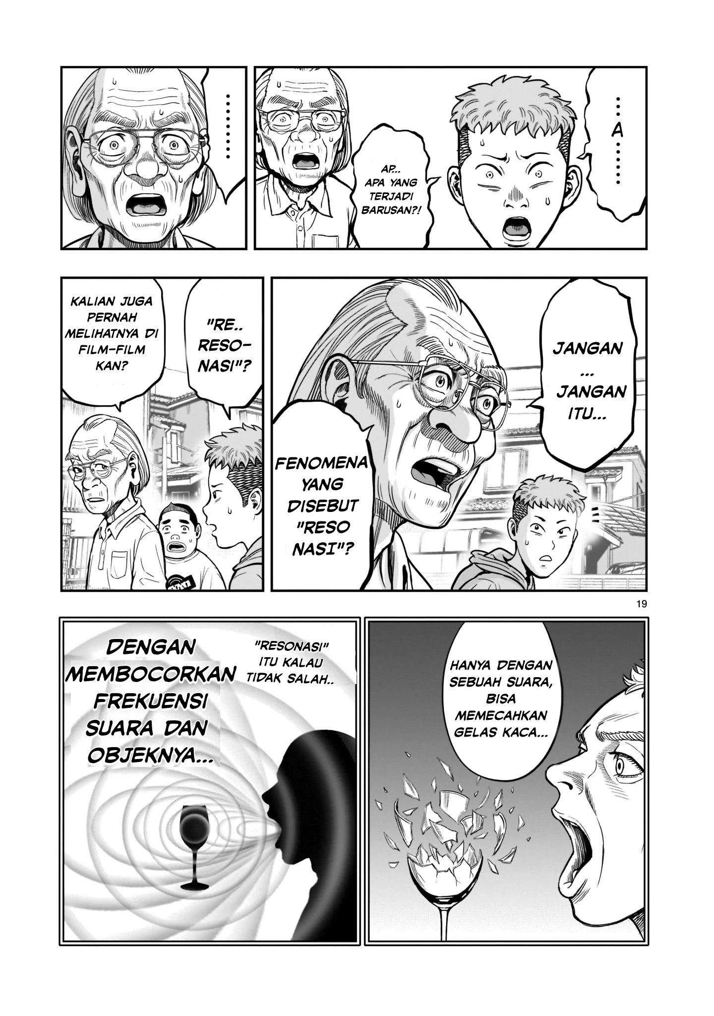 Rooster Fighter Chapter 2