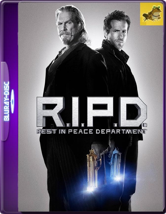 Departamento De Policía Mortal (2013) Brrip 1080p (60 FPS) Latino / Inglés