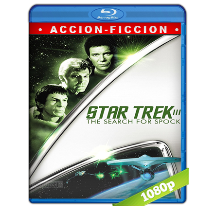 descargar Viaje A Las Estrellas 3 1080p Lat-Cast-Ing 5.1 (1984) gartis