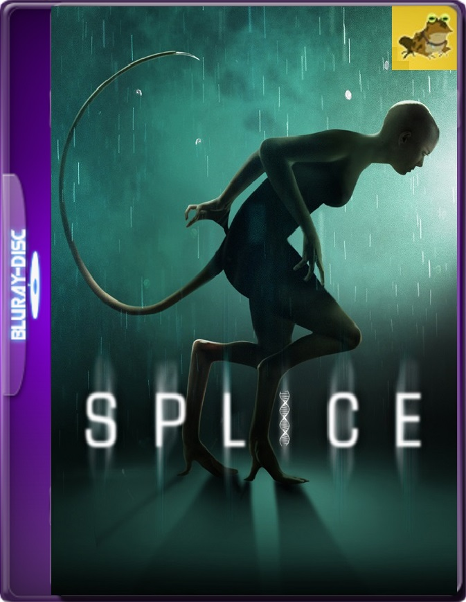 Splice: Experimento Mortal (2009) Brrip 1080p (60 FPS) Latino / Inglés