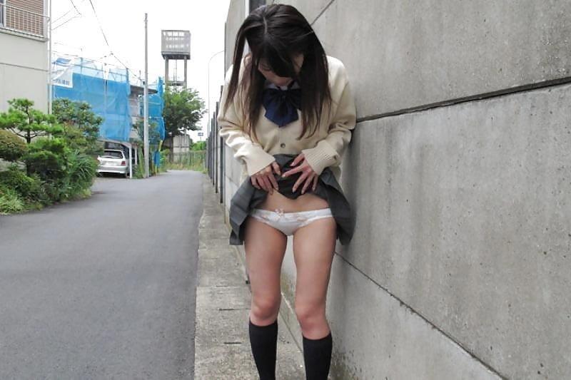 Japanese panty masturbation-6808