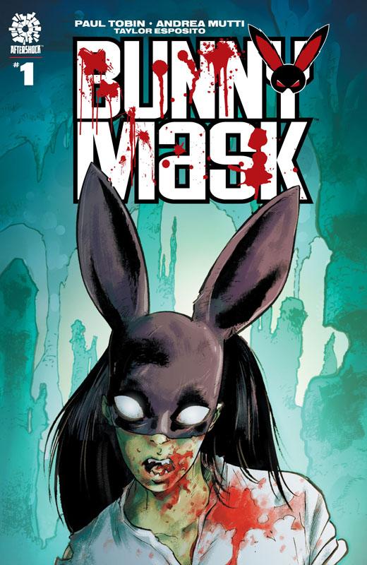 Bunny Mask #1-4 (2021)